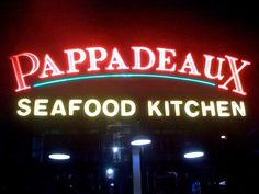 Pappadeaux is offical