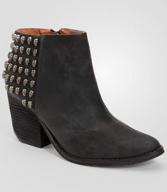 Jeffrey Campbell Doa Skull Bootie I wants little booties like these! :)