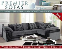 Fabric Kitchen More than 4 Corner/Sectional Sofas Corner Sectional Sofa, Corner Sofa, Couch, Kitchen Fabric, Fabric Sofa, Living Room Inspiration, Swivel Chair, Sofas, Ranges