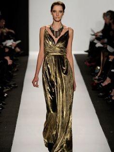 Liquid Gold: Badgley Mischka