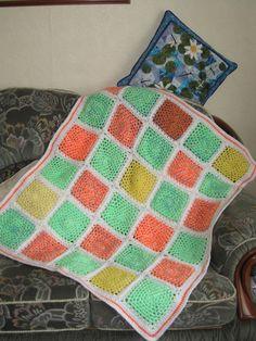 Citrus Crush - a blanket made for Sue of SIBOL  http://sunshineinternationalblanketsoflove.blogspot.co.uk/