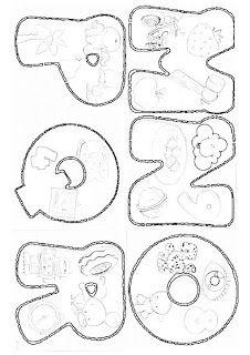 pierrezarpin - 0 results for fonts alphabet Free Printable Letter Stencils, Printable Alphabet Letters, Alphabet Templates, Hand Lettering Alphabet, Alphabet For Kids, Lettering Tutorial, Different Letter Fonts, Fonte Alphabet, Abc Letra