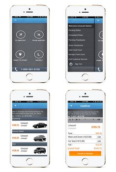 #Book a Cab Taxi App - #Android & #iOS: An #app that covers 40,000 airports and 120 countries. One can book all your ground travel needs using our app. - Book a ride in 120 Countries. - Choose the right vehicle that suits your needs from #Economy to #Luxury Sedan or #SUV.Book Stretch Limos as well as Vans - You need airport pickup in 40,000 Airports? We can track your flight status and be on-time always. - User-friendly #navigation to make ground #transportation booking easier.