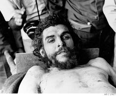This Day in History:  Oct 9, 1967: Che Guevara is executed http://mikeely.files.wordpress.com/2009/10/che_guevara_murdered_by_cia.jpg