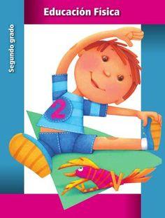 "Cover of ""Educación Física 2o. Grado"" Spanish Teacher, Spanish Class, Teaching Spanish, Learning Sites, Spanish Culture, Infant Activities, Smurfs, Dinosaur Stuffed Animal, Homeschool"
