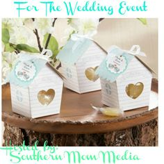 For the Wedding Giveaway Event - Queen of Savings Modest~Frugal~Living