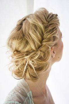 Updo Hair Model > Hair #1123898 - Weddbook