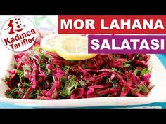 Turşu Tadında Mor Lahana Salatası Tarifi | Kadınca Tarifler | Kolay ve Nefis Yemek Tarifleri Sitesi