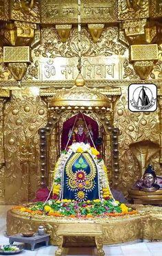 जय श्री सोमनाथ महादेव  ॐ त्र्यम्बकं यजामहे सुगन्धिं पुष्टिवर्धनम् । उर्वारुकमिव बन्धनान्मृत्योर्मुक्षीय माऽमृतात् || जय श्री सोमनाथ ज्योतिर्लिन्... - U Dai - Google+ Hanuman, Durga, Jai Mata Ki, Lord Shiva Family, Lord Mahadev, Ganesha Art, Radha Krishna Pictures, Om Namah Shivaya, Shiva Shakti