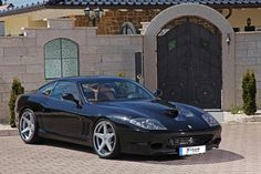 Nerro Ferrari 575M