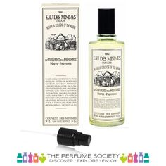 £19 COLOGNE - BOTANICAL RECIPE OF THE MINIMS Le Couvent des Minimes  Grapefruit, Blood Orange, Lemon: Refreshing • Rosemary: Revitalising • Wild Pansy, Lemon Balm: Moisturising • Burdock: Fortifying • Mallow: Soothing • Neroli, Benzoin: Sources of well-being