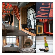 NYLO - the hippest hotel ever and it's in Plano, Texas!