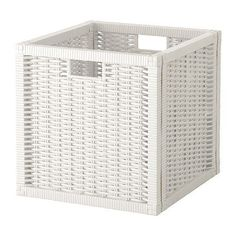Superbe BRANÄS Basket   White   IKEA Baskets For Storage For Baby On Shelf
