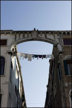 Washing day in Venice | by Istvan Penzes
