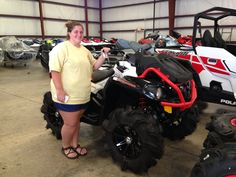 Thank you Taylor Shelton from Chunchula, AL or getting your 2017 Can-Am Outlander at Hattiesburg Cycles. #canam