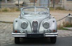 Jaguar - XK140 Cabriolet - 1957 -