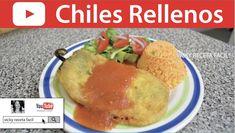 CHILES RELLENOS | Vicky Receta Fácil