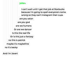 When Javert showed up. | 17 Tumblr Posts That Are Just An Absolute Fucking Mess