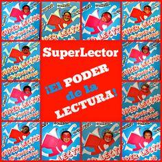 Superhéroes y superheroínas,  superlectoras y superlectores de la Biblioteca Municipal Manuel Alvar (Zaragoza).