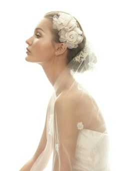 David's Bridal offers stunning hair accessories for any occasion, including bridal headpieces, wedding headbands, & hair accessories for girls. Wedding Tiaras, Wedding Veil, Dream Wedding, Wedding Day, Wedding Dresses, Wedding Story, Spring Wedding, Veil Hairstyles, Wedding Hairstyles