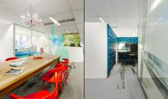 SSR office by Ideal Projects, Utrecht   Netherlands office 2