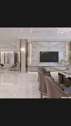 Luxury Bedroom Design, Home Room Design, Home Interior Design, Living Room Designs, Interior Decorating, Luxury Decor, Luxury Homes Interior, Luxurious Bedrooms, Luxury Bedrooms