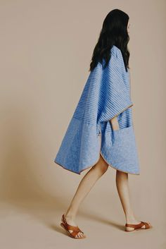 Blue dress, Lookbook Sessun - Printemps/été 2015 (Page 2)