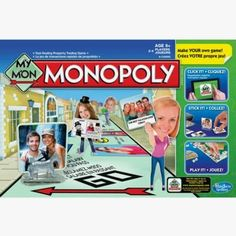 Glimpse: My Monopoly! ~GIVEAWAY!!