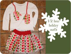 Half Hour Holiday Wear