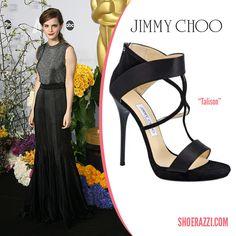 caf9cdca3f01 Emma Watson in Jimmy Choo Talison Platform Sandals - ShoeRazzi Sandals  2014