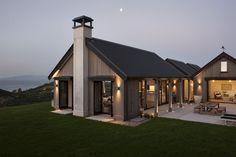 Сбежать на край света! Вдохновляющий дом в Новой Зеландии   Пуфик - блог о дизайне интерьера