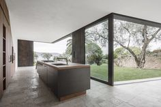 F Holiday Home, Italy, by Bergmeisterwolf Architekten