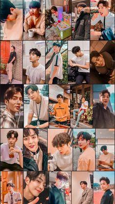Best in extra ordinary you Cha Eun Woo, Handsome Korean Actors, Handsome Boys, Cute Korean Boys, Cute Boys, Asian Boys, Kpop, Boy And Girl Friendship, Romantic Doctor