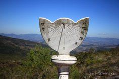 Relógio de sol - Parque Estadual de Ibitipoca