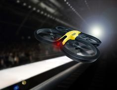 Fendi partners with Parrot & Google to livestream runway show via AR.Drone 2.0! Tune in on http://www.youtube.com/fendichannel for the #Fendi F/W 2014-15 Runway Show, a unique can't-be-missed experience on Feb. 20th 2014 12:30pm!