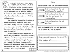 12 Find The Evidence Worksheet Grade - Reading Comprehension Worksheets, Reading Fluency, Reading Intervention, Reading Passages, Reading Activities, Reading Skills, Guided Reading, Teaching Reading, Close Reading