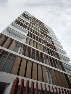 Edificio Multifamiliar Plenamar, Lima PERU - Vértice Arquitectos