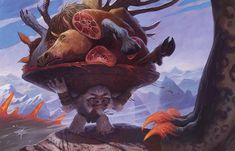 Dragonlord's Servant - Dragons of Tarkir MtG Art