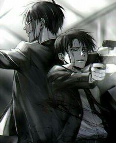 Eren & Levi | Bang Bang Bang!!! :D