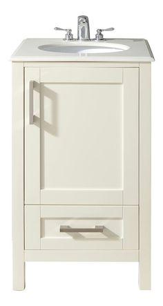 Westbridge 21 Single Bathroom Vanity Set with Price : $ 549.99
