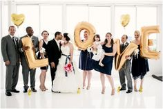 Love this fun Bridal Party photo! #love  Photo by Brookelyn