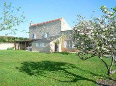CV87:6 persoons vakantiehuis in Calvados, Normandië. Charmant en vrijstaand vakantiehuis met afgesloten tuin.