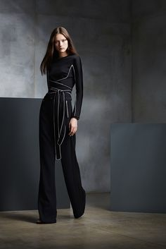 Issa - Pre-Fall 2015 - Look 1 of 28