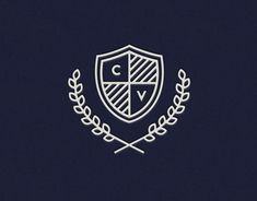 Client: Citizen VintageRole: Art Direction, DesignBranding for Citizen Vintage — A small, thoughtfully curated vintage clothing store in Montréal's Mile-End.When approaching this brand, a classic colour palette & coat of arms were paired with a minima…