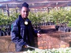 """""""Love agriculture and it will love you back"""" 