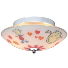 All About Girls Ceiling Light