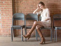 Promenade Block Heel in Rodeo Darling #ATBxPBFashionRoundup Stampede Fashion Roundup with ATB Financial, Poppy Barley, Ania B. — Win $500 in Custom Shoes!