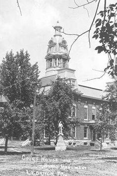 Old Courthouse, Lebanon, Missouri