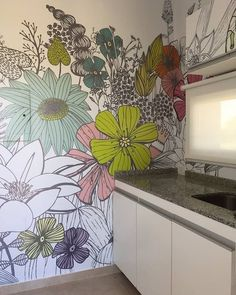 48 Gorgeous Wall Painting Ideas That So Artsy is part of Wall murals painted - When it comes to home interior decorating, the primary elements will be wall colors However, it could be really difficult […] Striped Accent Walls, Wall Drawing, Trendy Wallpaper, Mural Painting, Pattern Wallpaper, Wall Wallpaper, Wall Colors, Diy Wall, Wall Design