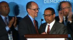 Newly elected Democratic National Committee chairman Tom Perez broke protocol and names his rival, Rep. Keith Ellison, as his deputy.